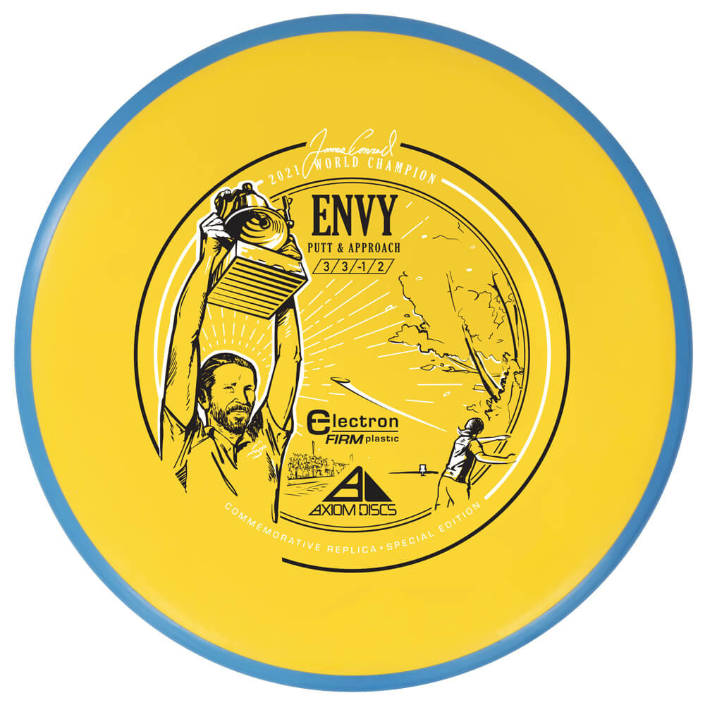 "Axiom Electron Firm Envy James Conrad ""The Holy Shot"" Commemorative Edition"