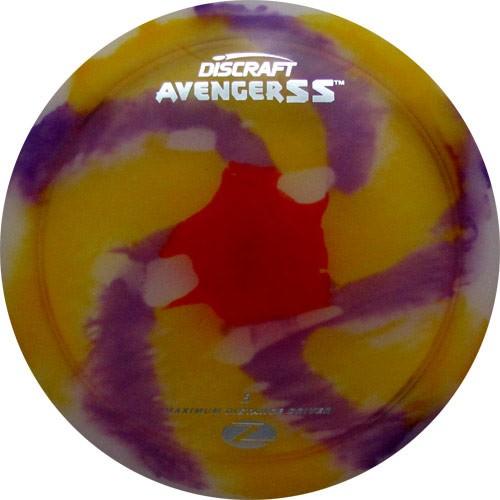 Discraft Elite Z Avenger SS Fly Dye