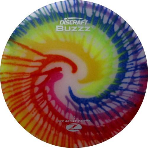 Discraft Elite Z Buzzz Fly Dye