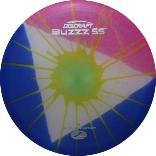 Discraft Elite Z Buzzz SS Fly-Dye