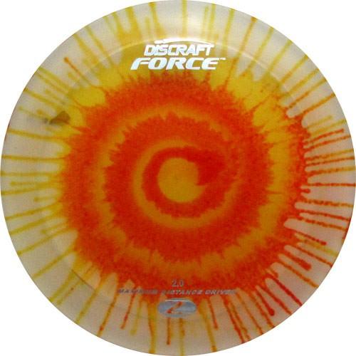 Discraft Elite Z Force Fly-Dye