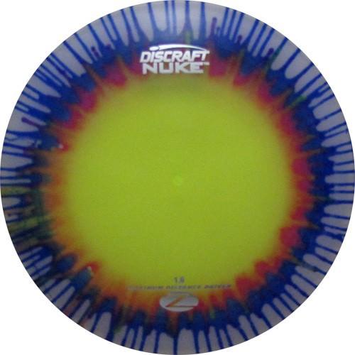 Discraft Elite Z Nuke Fly-Dye