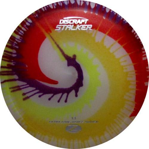 Discraft Elite Z Stalker Fly-Dye