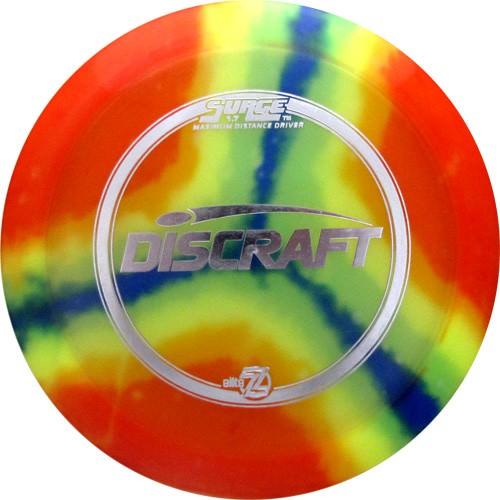 Discraft Elite Z Surge Fly-Dye