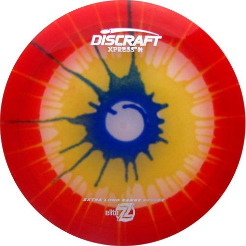 Discraft Elite Z Xpress Fly Dye