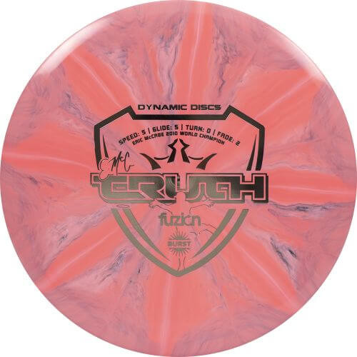 Dynamic Discs Fuzion Burst EMAC Truth