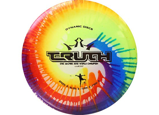 Dynamic Discs Lucid EMAC Truth MyDye