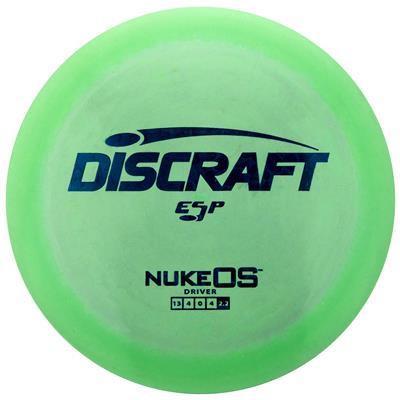 Discraft Swirly ESP Nuke OS