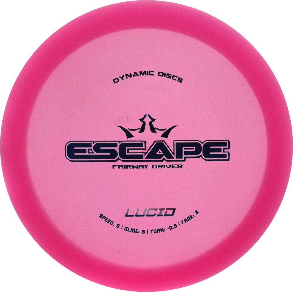 Dynamic Discs Escape