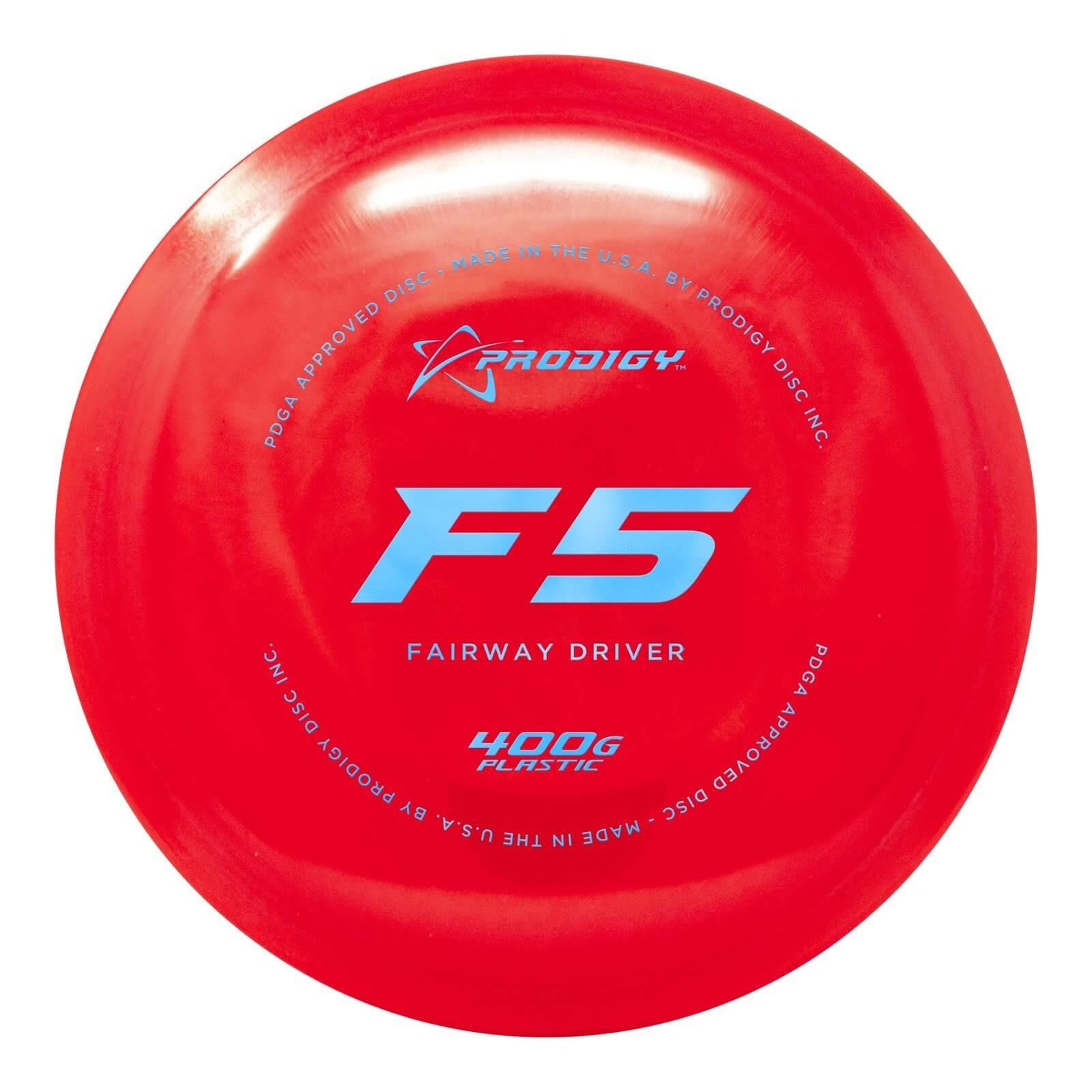 Prodigy Discs F5