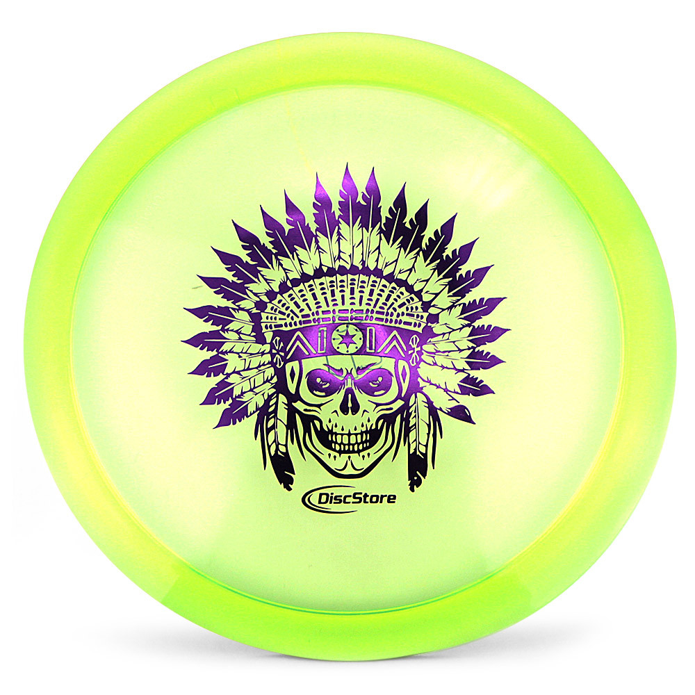 Warrior Spirit Discmania C-Line FD3