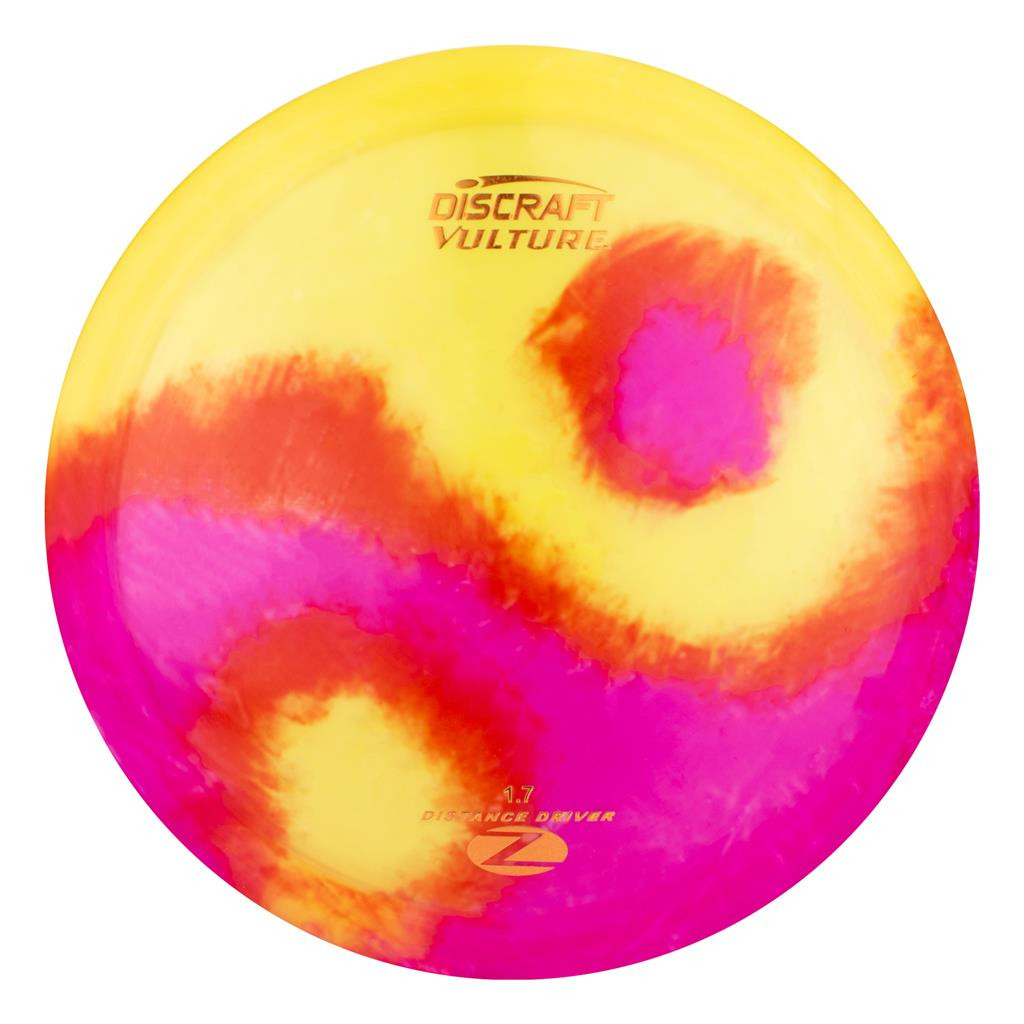 Discraft Elite Z Fly Dye Vulture