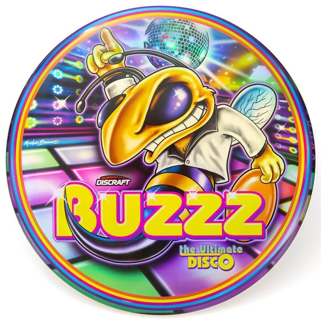 Discraft Disco Full Foil Supercolor Buzzz