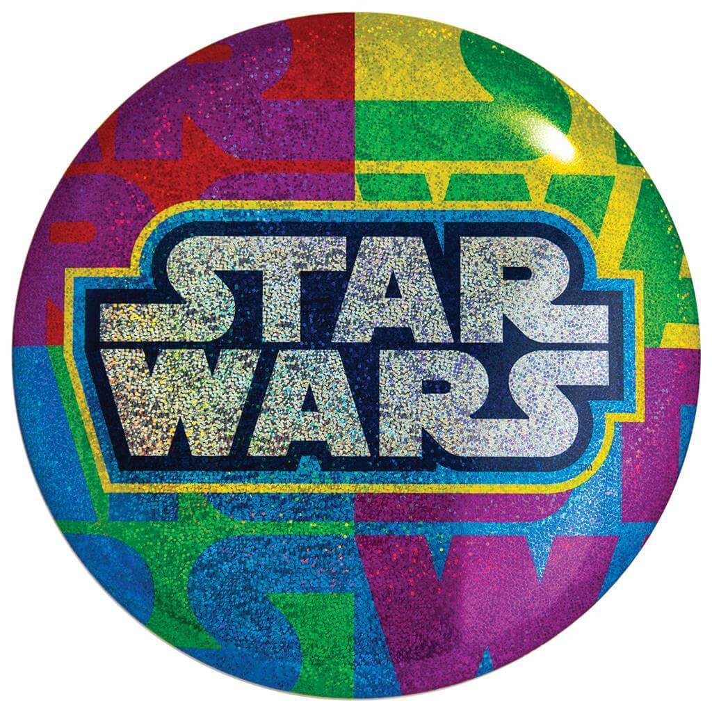 Discraft Full Foil Supercolor Sparkle Star Wars Buzzz