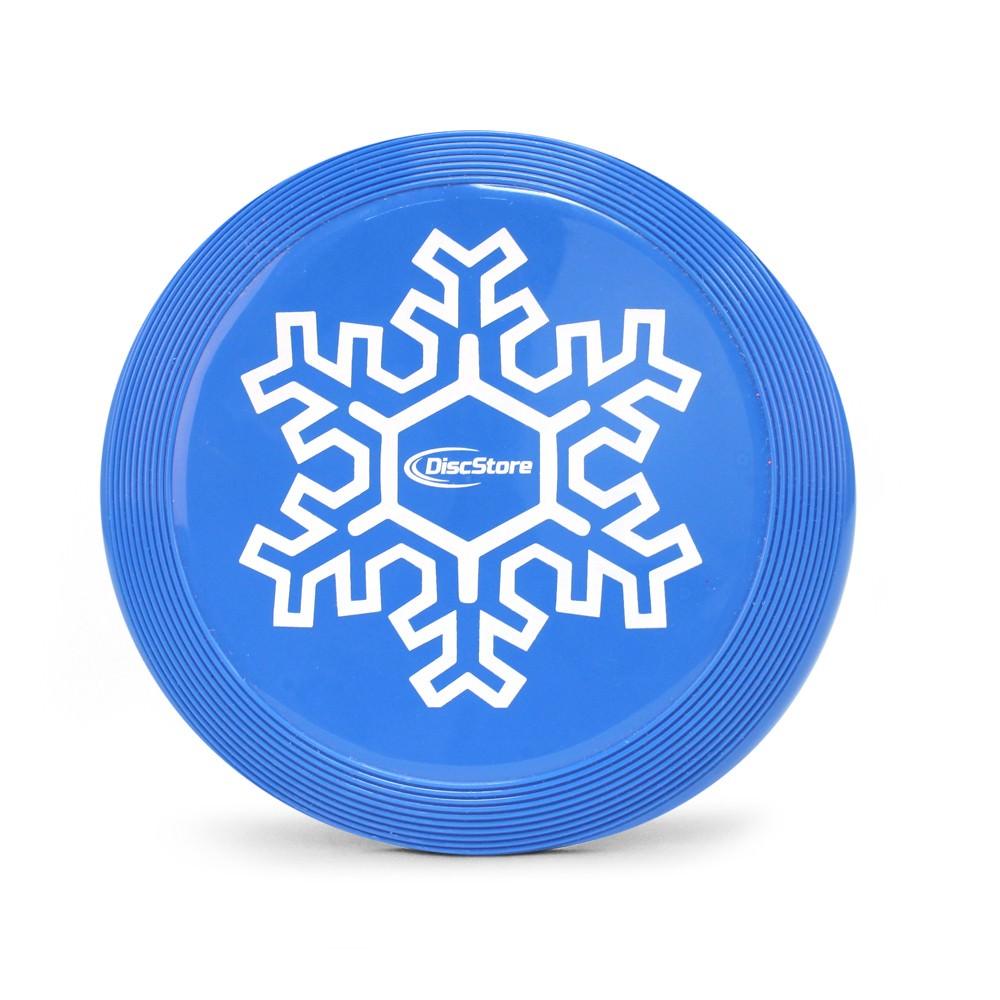 Snowflake Hoiday Mini Disc