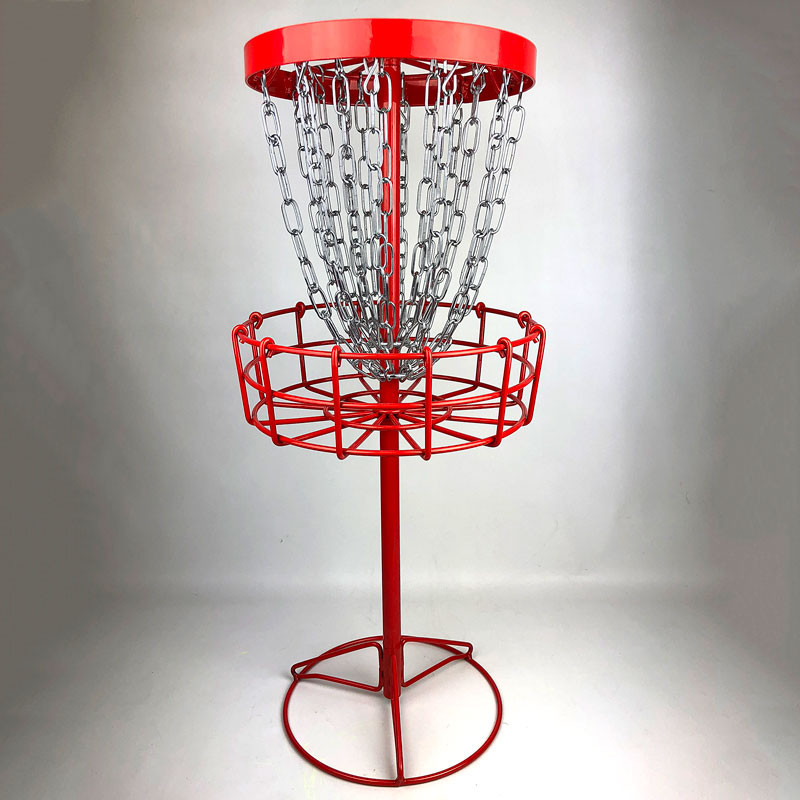 GrowtheSport Mini Disc Golf Basket