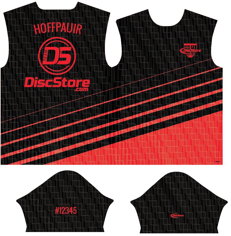 Team Disc Store Full Sub Polo