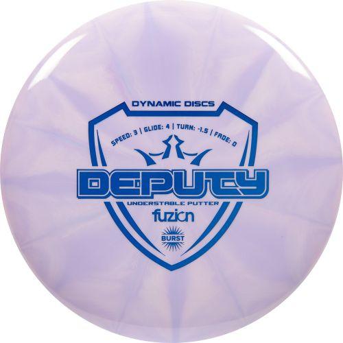 Dynamic Discs Fuzion Burst Deputy