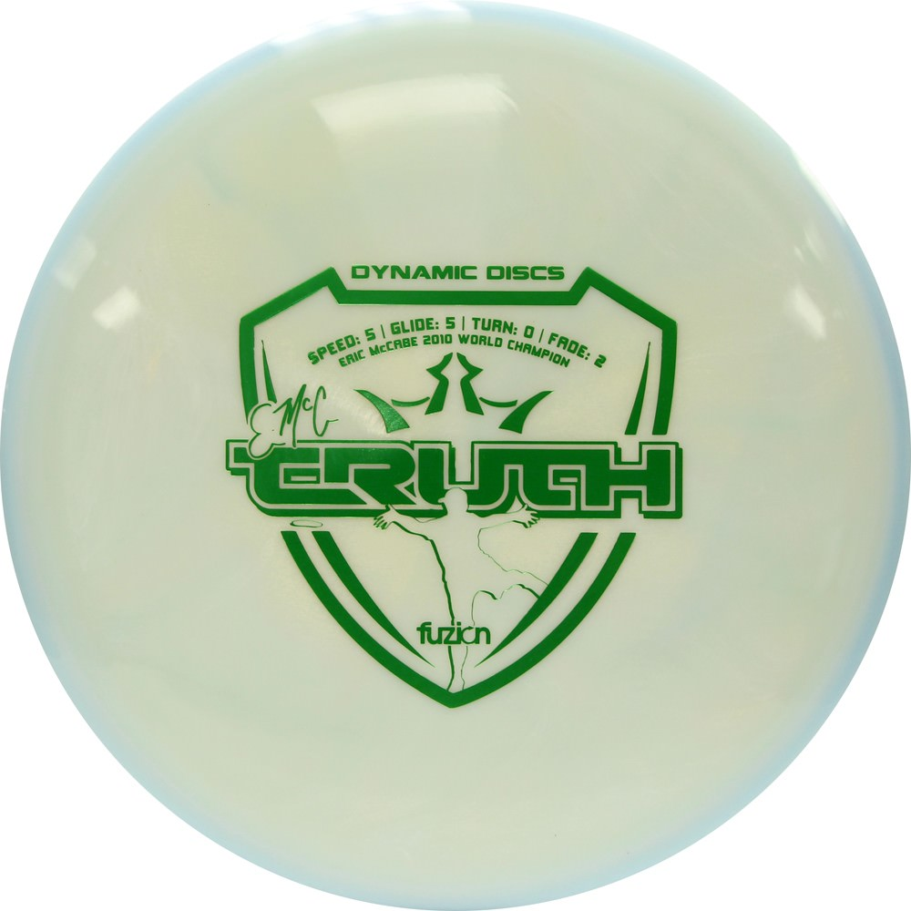 Dynamic Discs Fuzion EMAC Truth