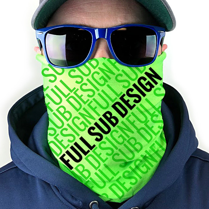 Full Sub Neck Gaiter