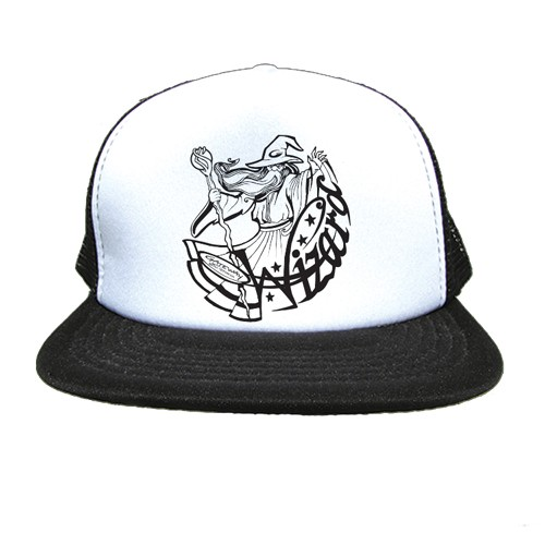 Gateway Wizard 2.0 Trucker Hat