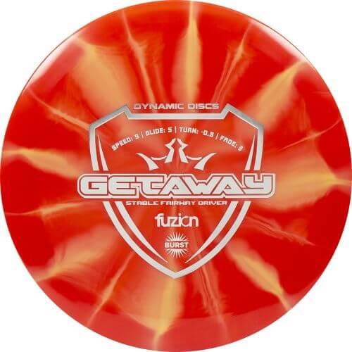 Dynamic Discs Fuzion Burst Getaway