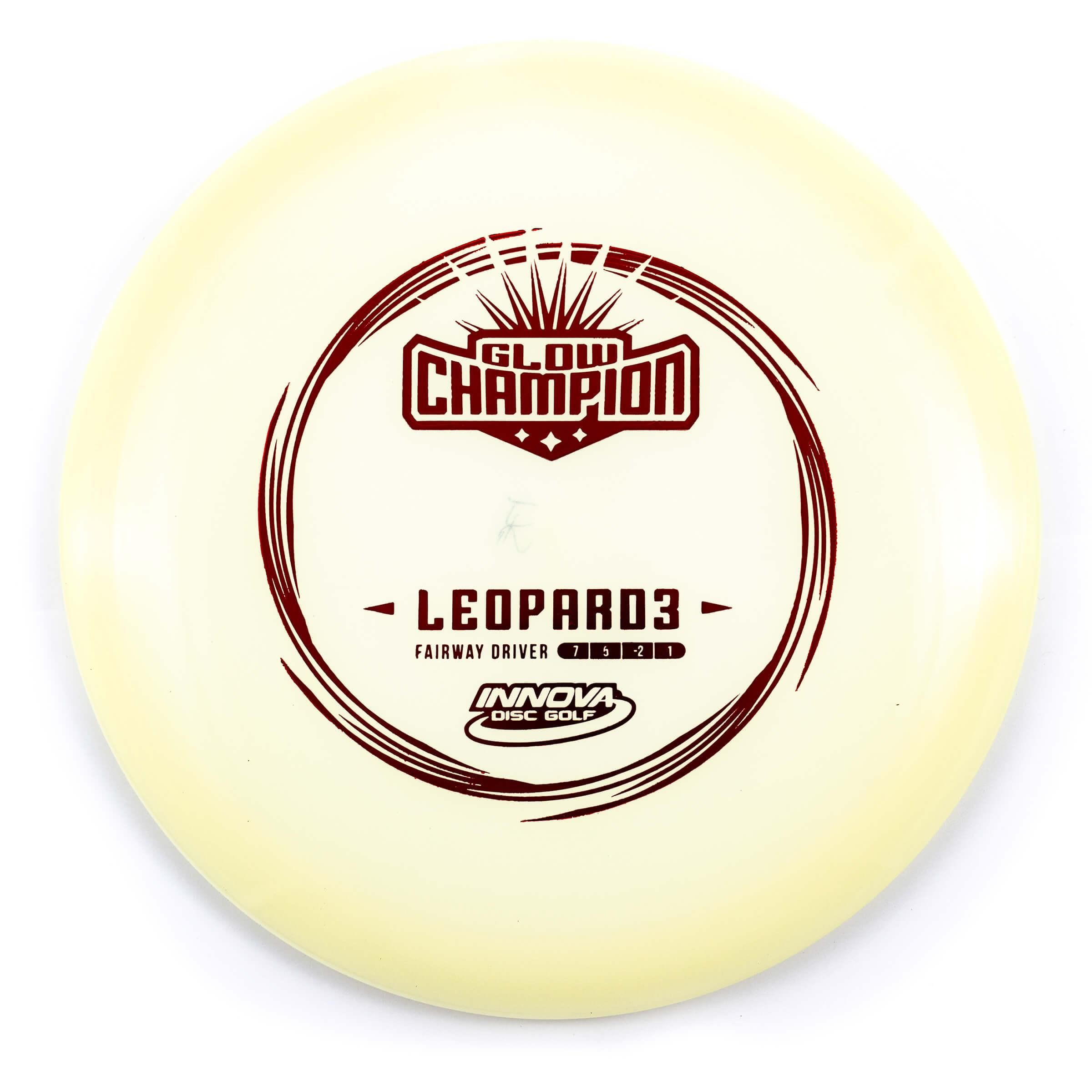 Innova Champion Leopard3 Glow