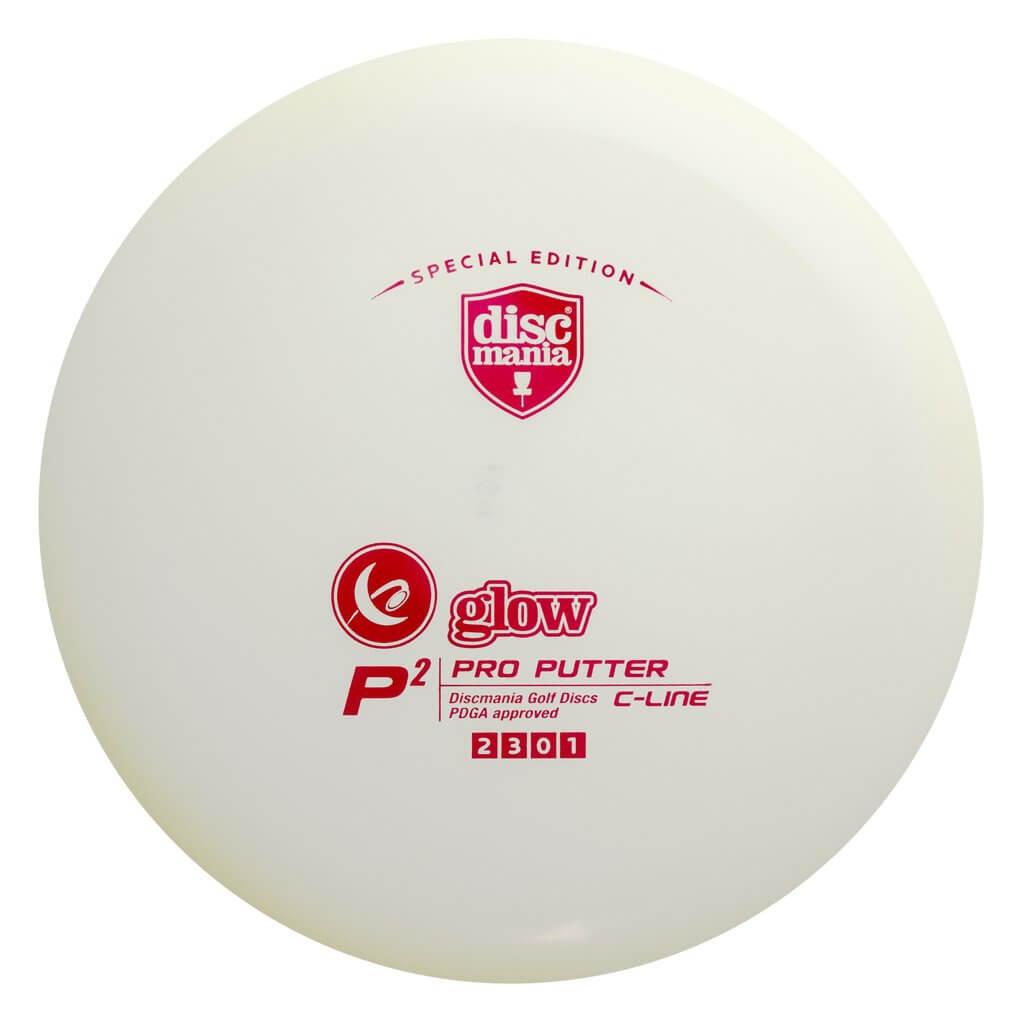 Discmania Special Edition C-Line Glow P2