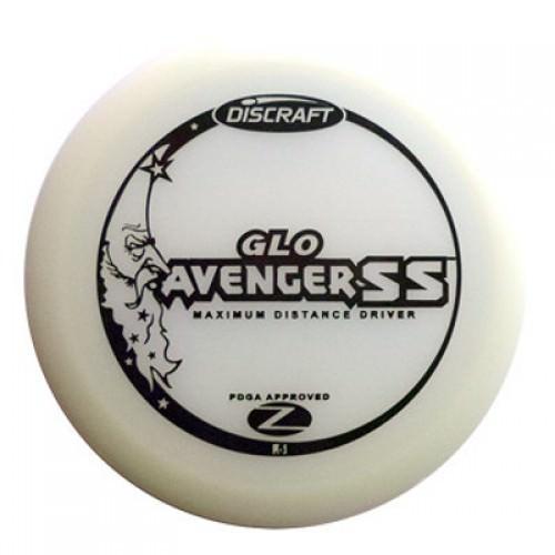 Discraft Elite Z Avenger SS Glo