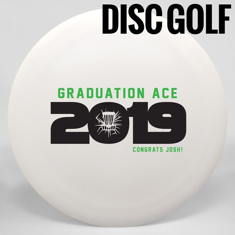 Semi-Custom Discraft Buzzz Graduation Disc Golf Disc