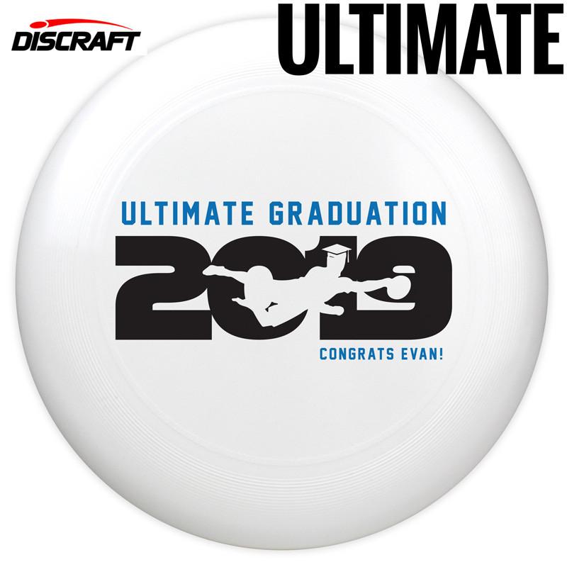 Semi-Custom Discraft Ultra-Star Graduation Ultimate Disc