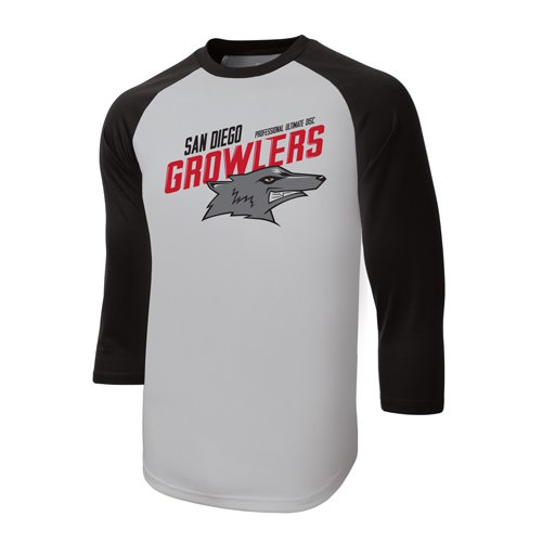 San Diego Growlers 3/4 AUDL Jersey