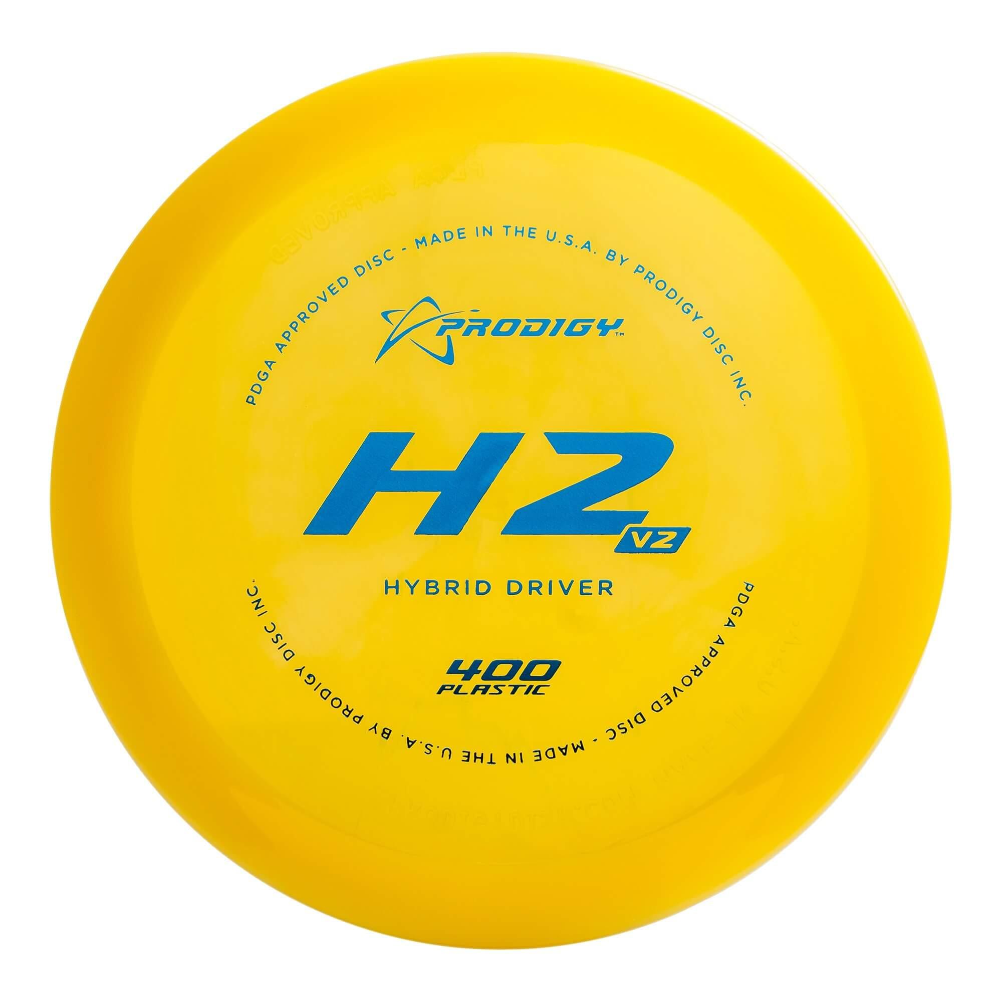 Prodigy 400s H2 V2