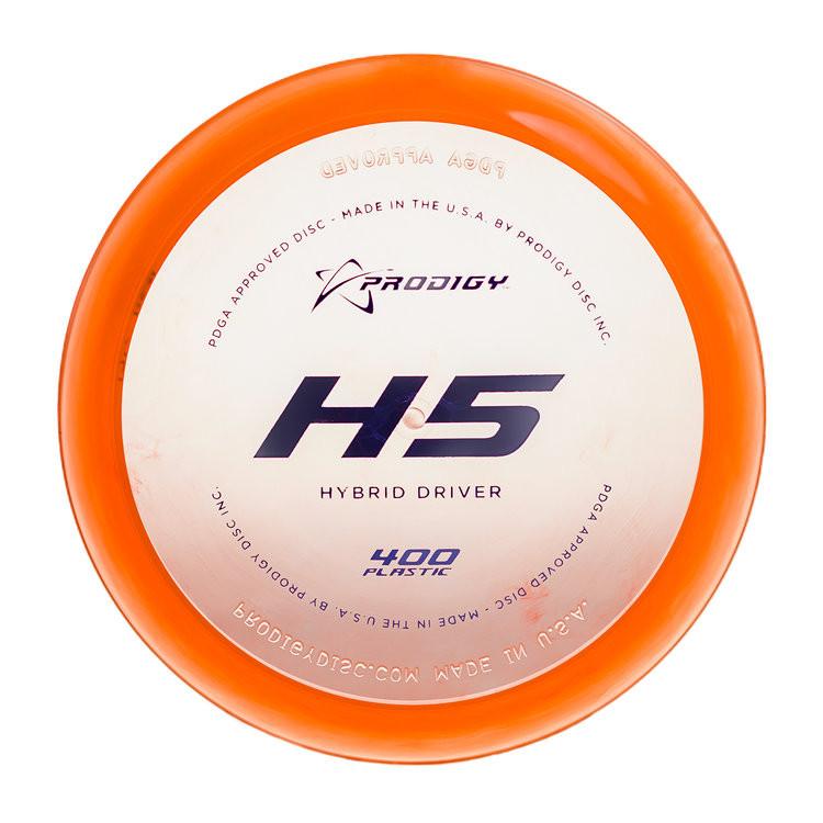 Prodigy 400s H5