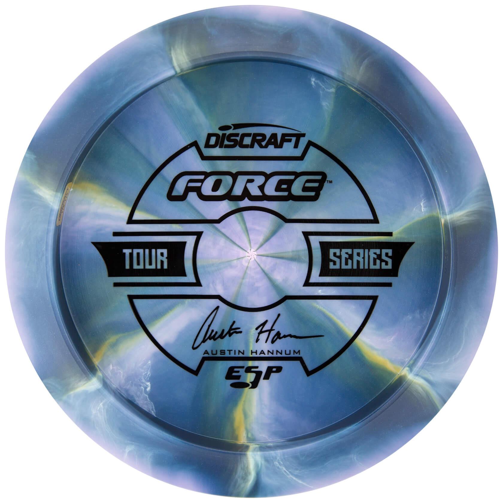 Discraft Swirly ESP Force Austin Hannum 2019 Tour Series
