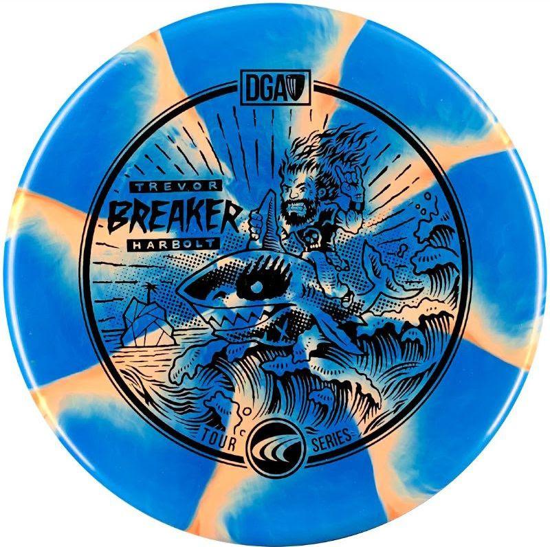 DGA Swirly ProLine Breaker Trevor Harbolt Tour Series