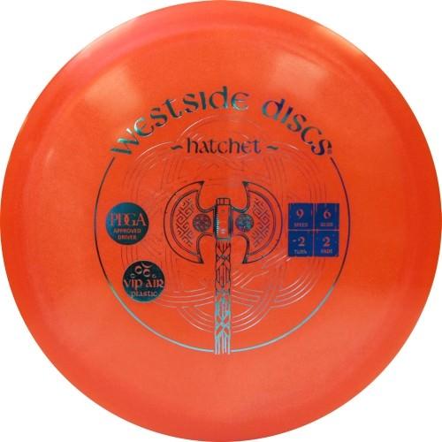 Westside Discs VIP Air Hatchet