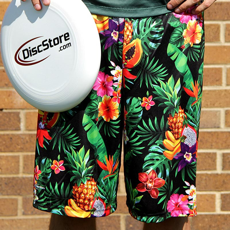 Aloha Hawaiian Full Sub Shorts