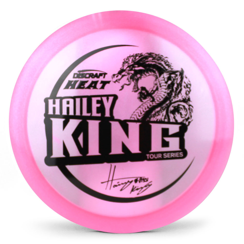 Discraft Metallic Z Heat Hailey King Tour Series