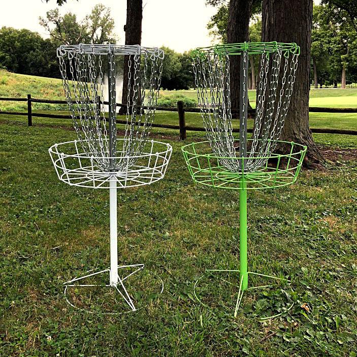 GrowTheSport Lite Disc Golf Basket