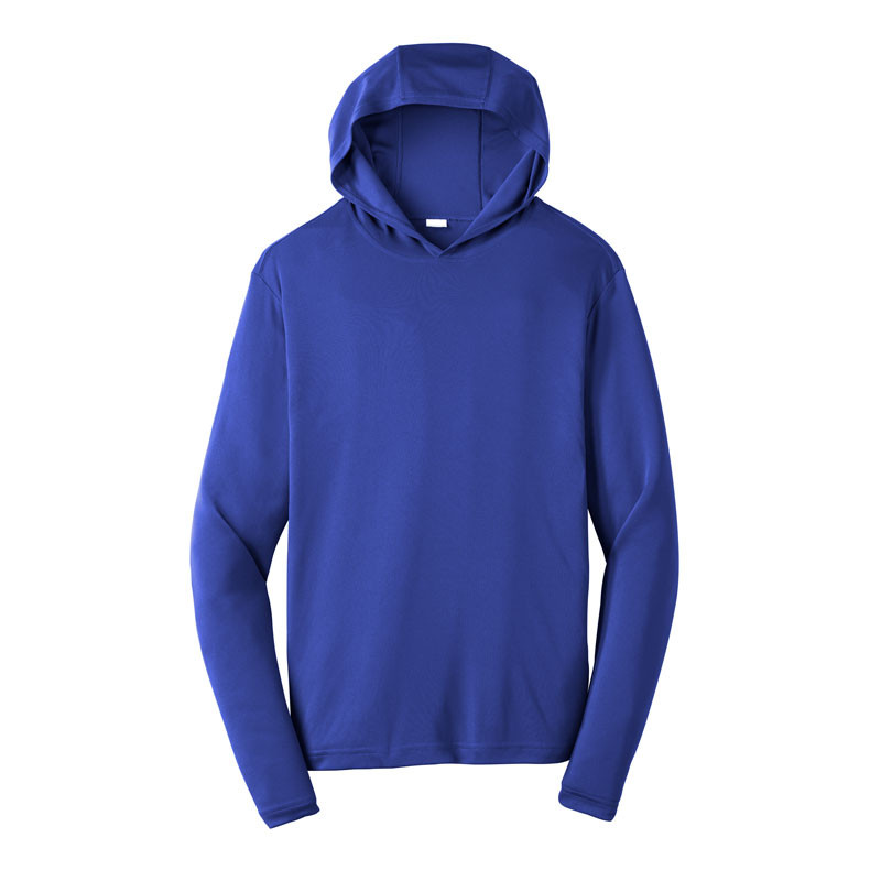 Long Sleeve Hooded Ultimate Jersey