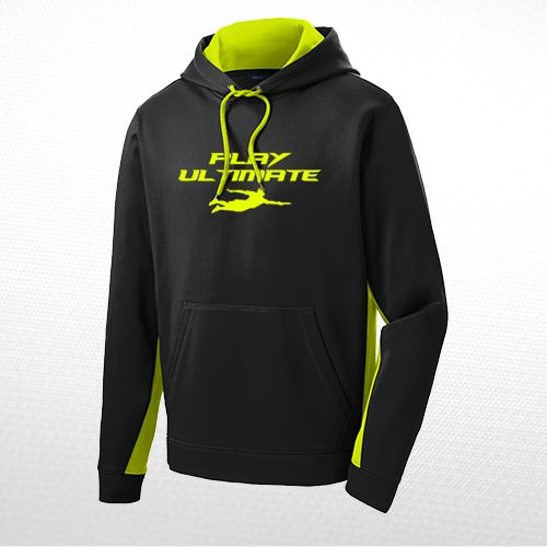 Play Ultimate Performance Hoodies