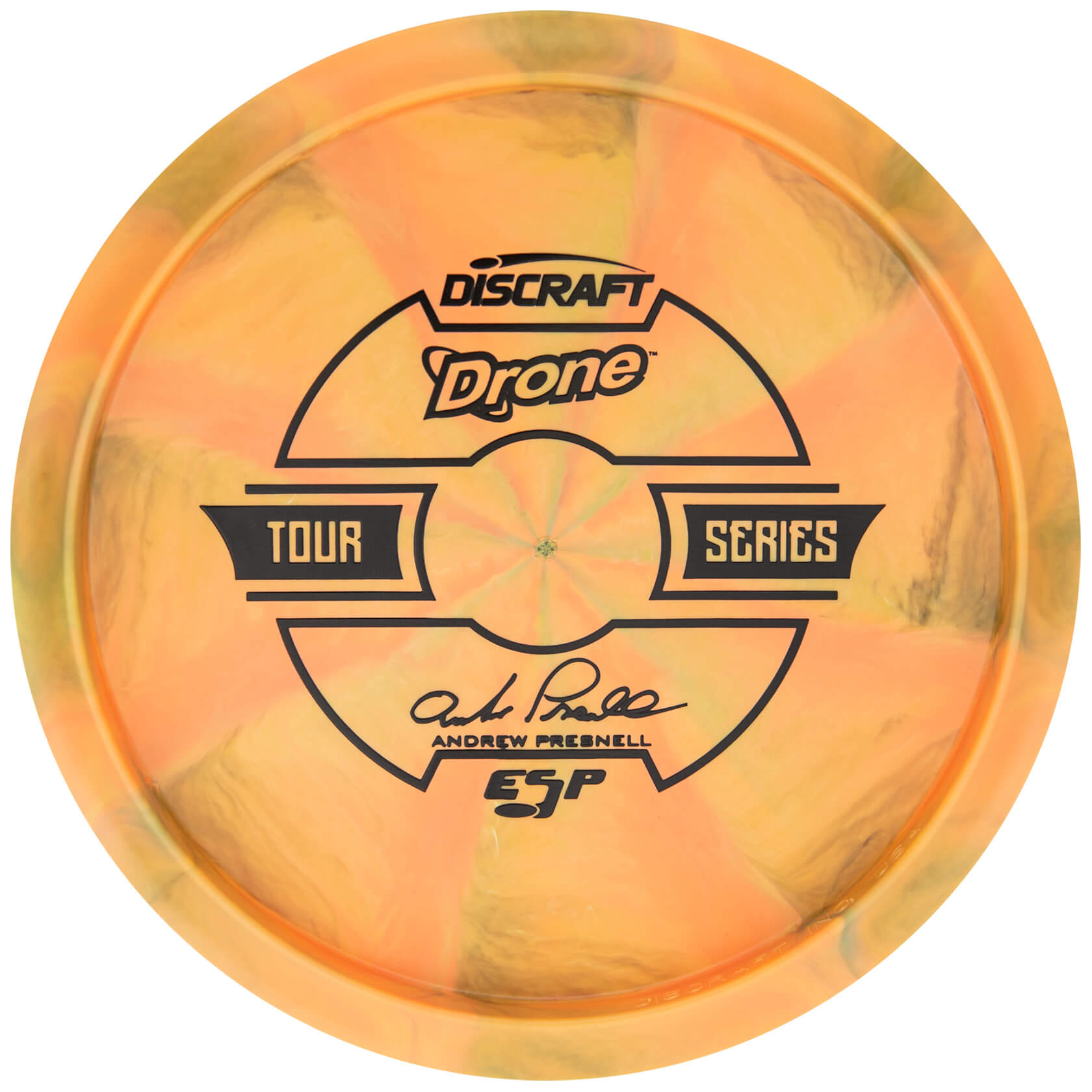 Discraft Swirly ESP Drone Andrew Presnell 2019 Tour Series