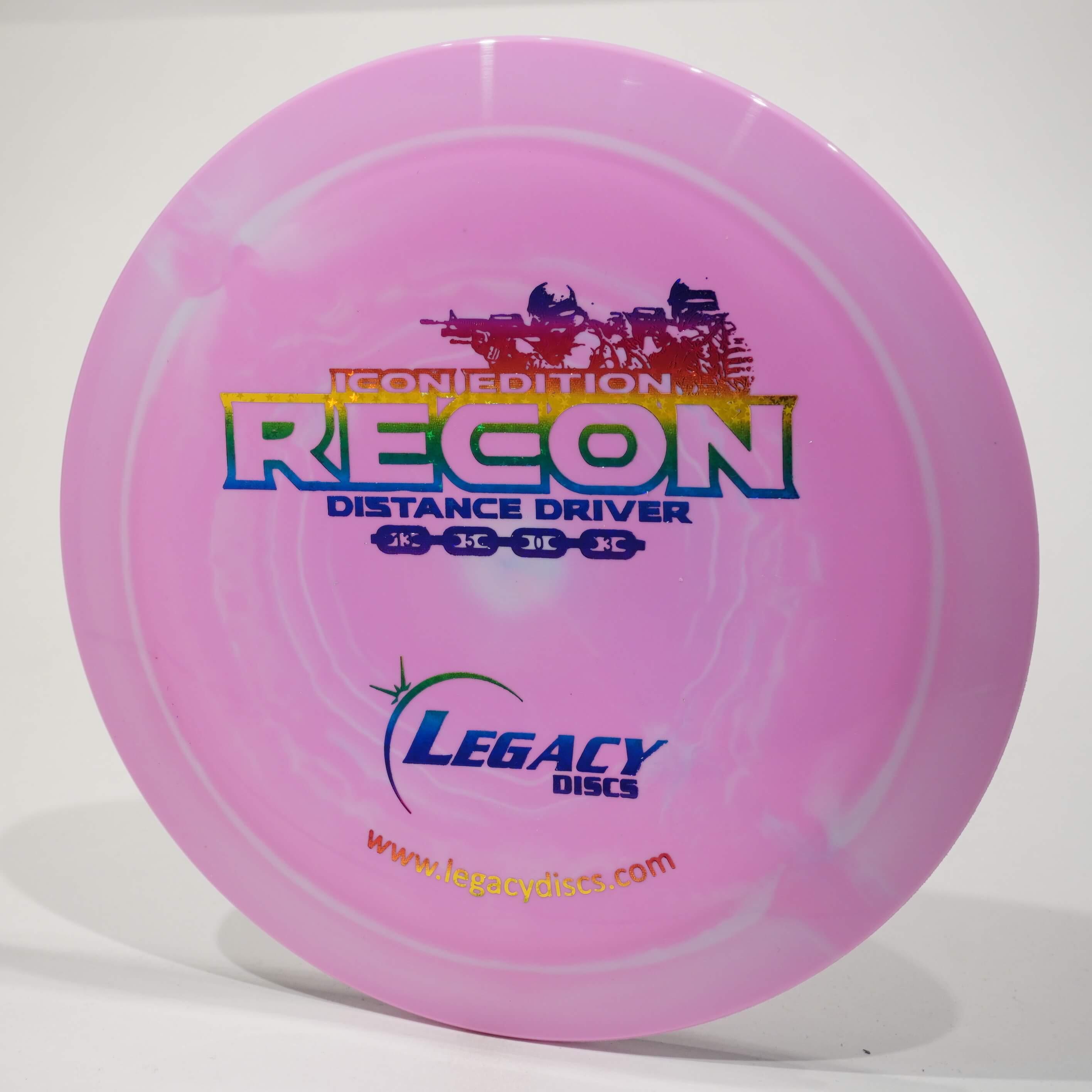 Legacy Icon Recon