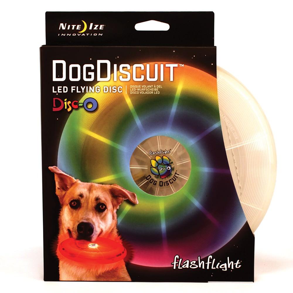 Nite Ize Flashflight Dog Discuit