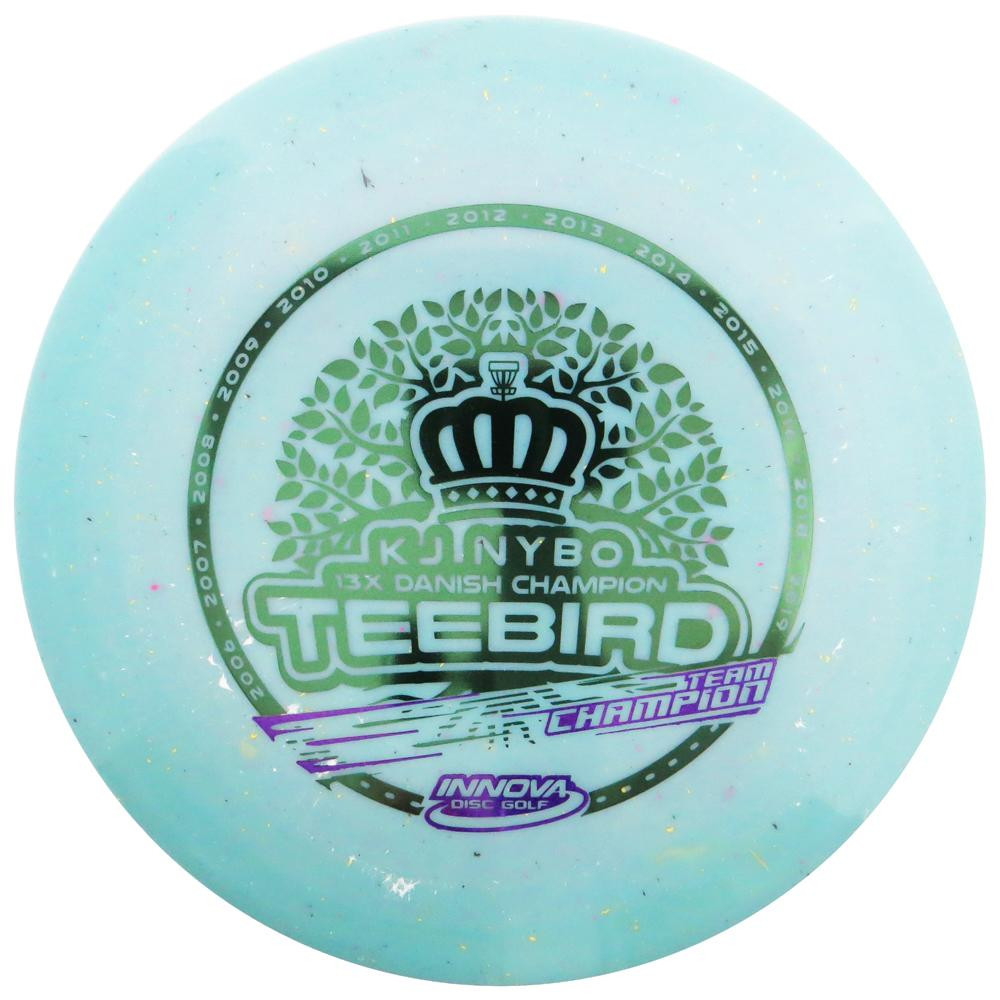 Innova Splatter Star Teebird KJ Nybo 13x Danish Champion Tour Series