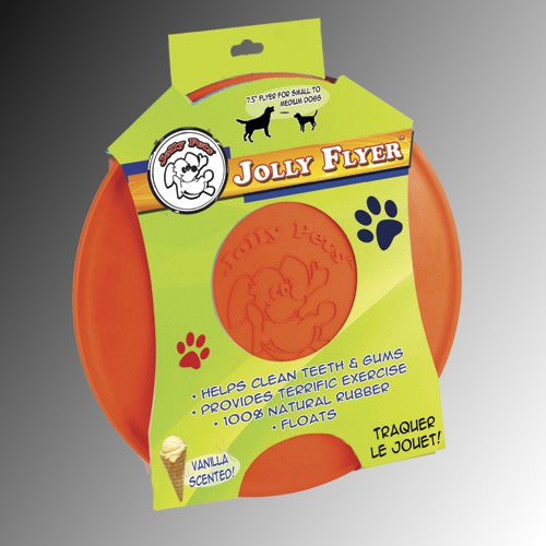 Jolly Pets Jolly Flyer 7.5 Inch