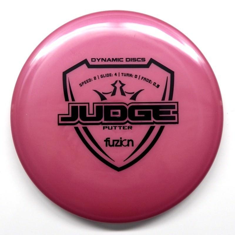 Dynamic Discs Fuzion Judge