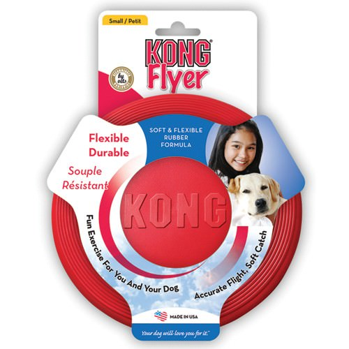 Kong Small Flyer Dog Disc
