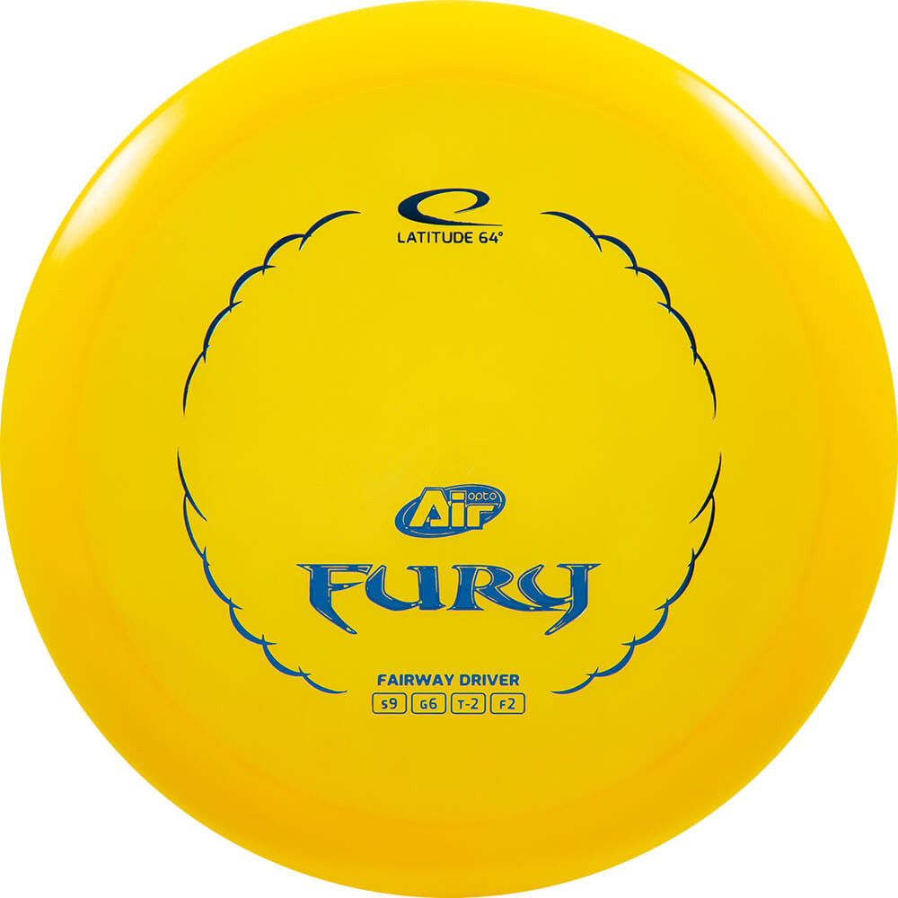 Latitude 64 Opto Air Fury